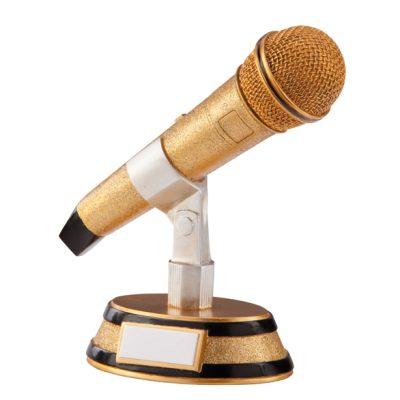 Music & Singing Trophies